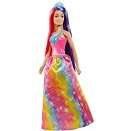 Barbie Hosszú hajú hercegnő - Játékbaba