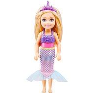 Barbie Chelsea ruhákkal - Játékbaba