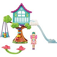 Barbie Chelsea Lombázzal - Játékbaba