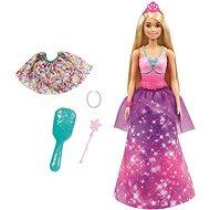 Barbie Hercegnőből sellő - Játékbaba