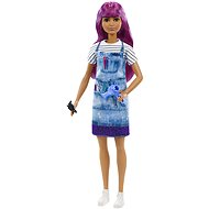 Barbie első foglalkozás - fodrász - Játékbaba