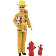 Barbie Tűzoltónő - Játékbaba