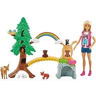Barbie Felfedező - Játékbaba