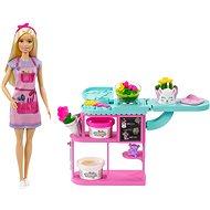 Barbie Virágáruslány - Játékbaba