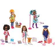 Barbie Chelsea munkában - Játékbaba