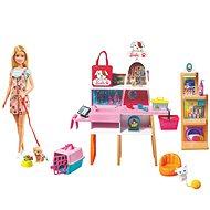 Barbie Állat szépségszalon - Játékbaba