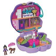 Polly Pocket lovas bemutató - Játékbaba