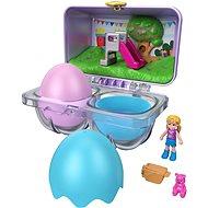 Polly Pocket kis tavaszi tojás - Játékbaba
