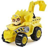 Mancs őrjárat Rubble Dino témájú járművek