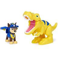 Mancs járőr Chase figura dinóval és tojással - Figura