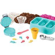 Kinetikus homok illatos gombóc fagylalt - Kinetikus homok