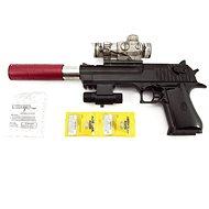 Vízi golyópisztoly + lőszer - Játékfegyver