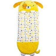 Happy Nappers hálózsák Álmos sárga kutya Dusty - Szundikendő