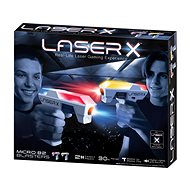 Laser X mikro blaster sportkészlet 2 játékos számára - Játékfegyver