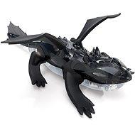 Hexbug Sárkány - fekete - Mikrorobot