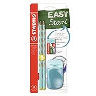 Stabilo EASYgraph S iskolai szett kék L hegyezővel és radírral