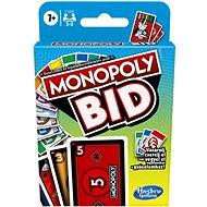 Monopoly Bid Kártyajáték HU - Kártyajáték