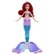 Disney Princess Ariel szivárványos meglepetés baba