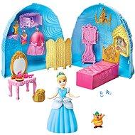 Disney Princess Mini - Játékkészlet Hamupipőkével - Játékbaba