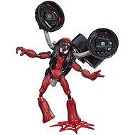 Spider-Man Bend and Flex jármű - Figura