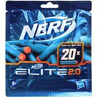 Nerf Elite 2.0 20tartalék lövedék