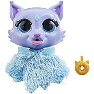 Plüssjáték FurReal Friends Éhes házi kedvenc - kék