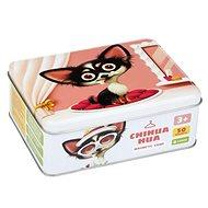 Kreatív szett Puzzlika 14279 Csivava - kutya divat - 50 részes mágneses játék és 8 modell - Kreativní sada