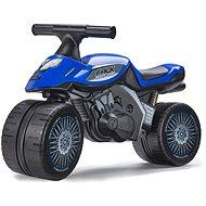 Falk racing team löködős kismotor kék - Futóbicikli