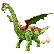 Rappa sétáló dinoszaurusz hanggal és fénnyel - Figura