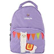 LittleLife Friendly Faces Toddler Hátizsák; 2l; láma - Hátizsák