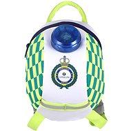LittleLife Emergency Service Toddler Hátizsák; 2l; mentőautó - Hátizsák