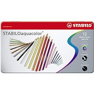 STABILOaquacolor 12 db fém tok