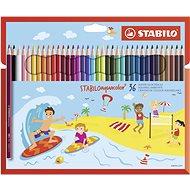 STABILOaquacolor 36 db karton tok