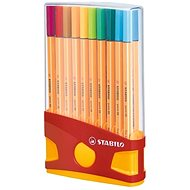 STABILO point 88 20 db ColorParade