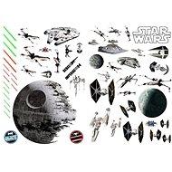 ABYstyle - Star Wars - Öntapadós fali dekoráció - (méretek: 100 x 70 cm) - Battleships