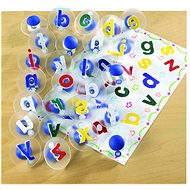 Bélyegzőbetűk - Oktatókészlet