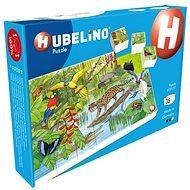 Hubelino Puzzle Állatok az esőerdőben - Puzzle