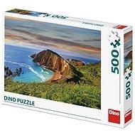Dino tengeri szikla 500 puzzle - Puzzle