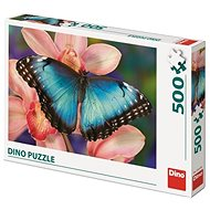 Dino lepke 500 puzzle - Puzzle