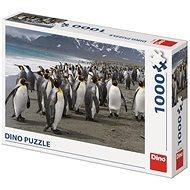 Dino pingvinek 1000 puzzle - Puzzle