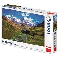Dino Shchara hegység 1000 puzzle - Puzzle