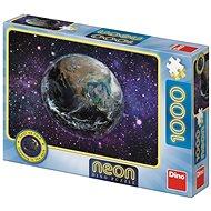 Dino Föld bolygó 1000 neon puzzle