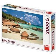 Dino Tengerpart 2000 puzzle - Puzzle