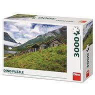 Dino Norangsdalen Valley 3000 puzzle - Puzzle