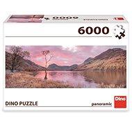 Dino Tó a hegyekben 6000 puzzle - Puzzle