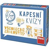 Dino Zseb Kvízjáték - Általános ismeretek - Kvízjáték
