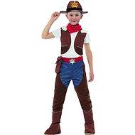Rappa cowboy mellénnyel (S)