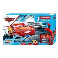 Autópálya Carrera FIRST - 63038 Cars Power Duell