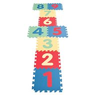Számos habszivacs puzzle - Puzzle