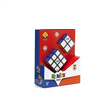 Rubik kocka szett Duo 3X3 + 2X2 - Fejtörő